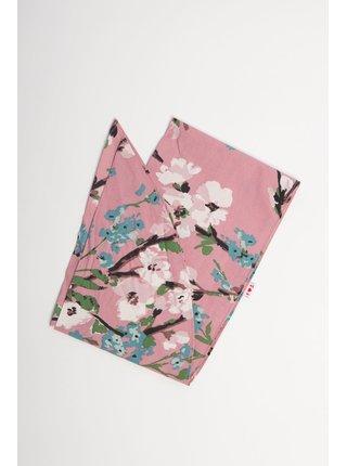 Blutsgeschwister růžový šátek do vlasů Pretty and Chic Blossom Blush