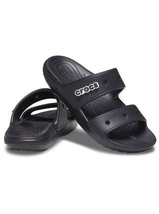 Crocs černé pantofle Classic Crocs Sandal Black