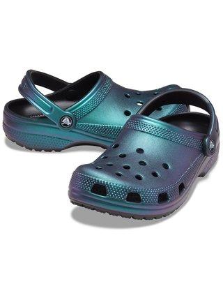 Crocs topánky Classic Prismatic Clog Black