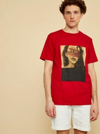 Červené pánske tričko ZOOT Brody