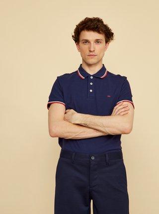 Tmavě modré pánské polo tričko ZOOT Robert
