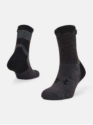 Ponožky Under Armour ArmourDry Run Crew - černá