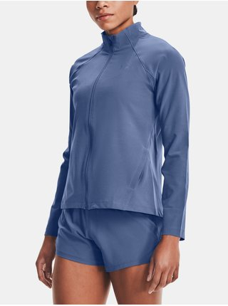 Bunda Under Armour Launch 3.0 STORM Jacket - modrá