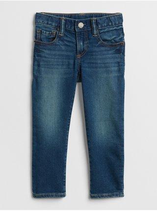 Modré klučičí dětské džíny slim jeans with stretch