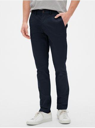Nohavice modern khakis in skinny fit with GapFlex Modrá