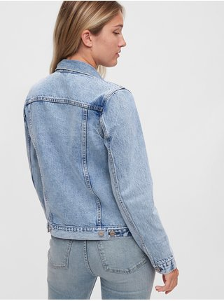 Džínová bunda icon denim jacket Modrá