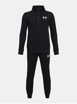 Souprava Under Armour Knit Track Suit - černá