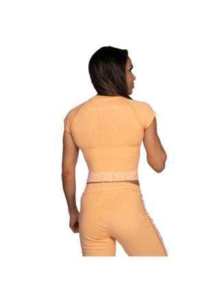 Tričko Better Bodies Sugar Hill Tee Light Orange
