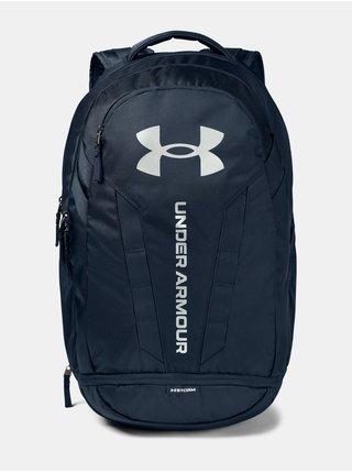 Batoh Under Armour UA Hustle 5.0 Backpack - tmavě modrá