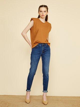 Tmavě modré skinny fit džíny ZOOT Pippa