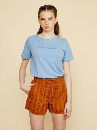 Modré dámské tričko ZOOT Michelle
