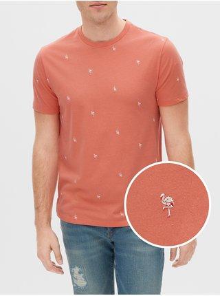 Tričko easy t-shirt Červená