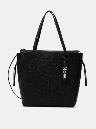 Desigual čierne kabelka Bols Colorama Norwich