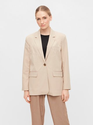 Béžové sako .OBJECT -Blace