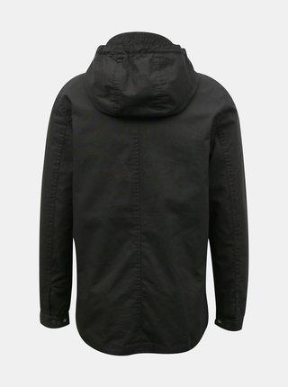 Čierna bunda Only & Sons