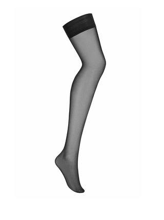 Sexy punčochy Cheetia stockings - Obsessive černá