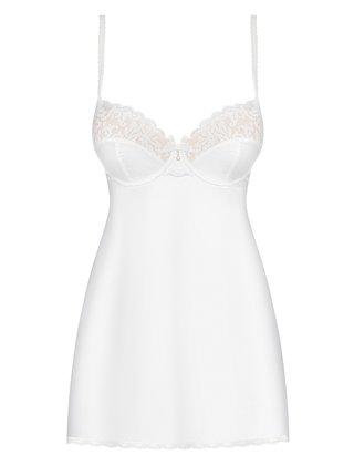 Elegantní košilka 871 - CHE - Obsessive bílá