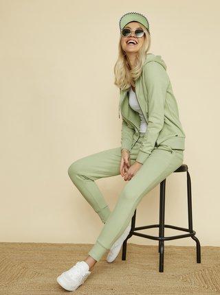 Zelená dámská basic mikina ZOOT Baseline Laura