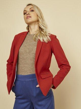 Červené dámské sako ZOOT Baseline Livia