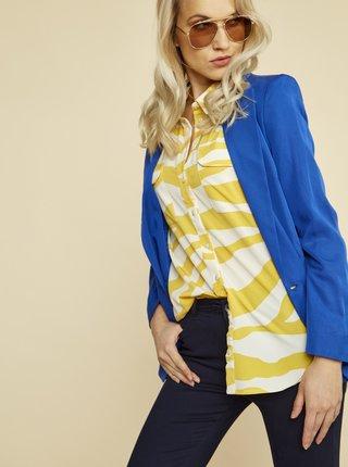 Tmavě modré dámské skinny fit kalhoty ZOOT Baseline Anna 2