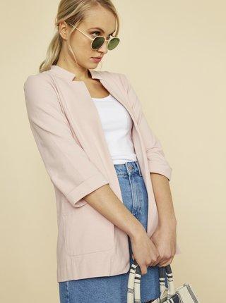 Světle růžové dámské sako ZOOT Baseline Judy