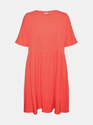 Korálové šaty Noisy May Kerry