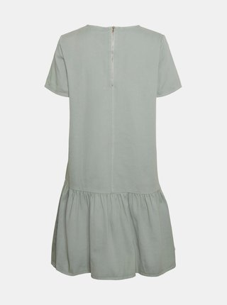 Zelené voľné šaty Noisy May Emilia