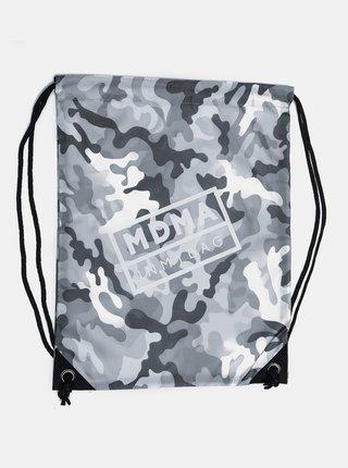 Maskáčový batoh s potiskem In My Bag