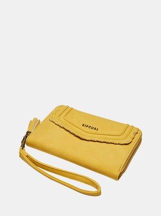 Rip Curl BRONX MUSTARD dámská značková peněženka - žlutá