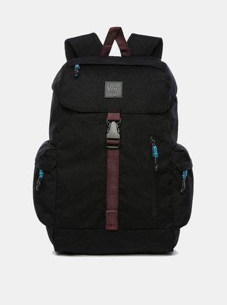 Vans RANGER PLUS Black/Port Royale batoh do školy - černá