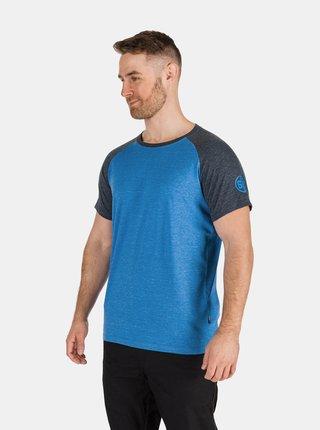 Modré pánské tričko SAM 73