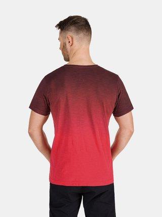 Červené pánské tričko s nápisem SAM 73
