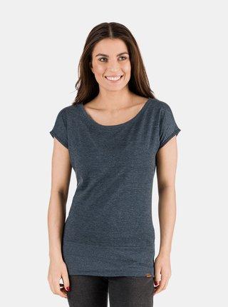 Tmavě modré dámské tričko SAM 73