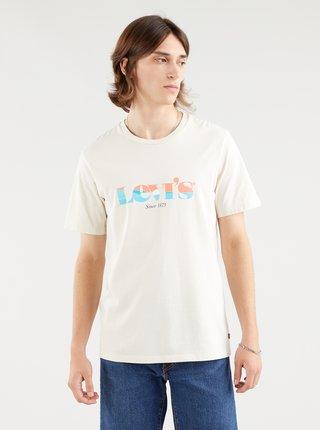 Krémové pánské tričko Levi's®