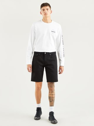 Černé pánské džínové šortky Levi's®