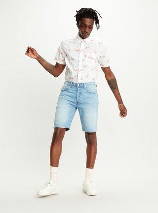 Modré pánske rifľové šortky Levi's®