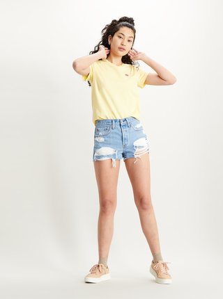 Žluté dámské tričko Levi's®