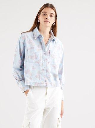 Modrá dámska košeľa Levi's®