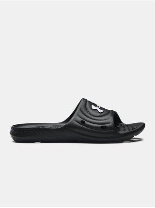 Pantofle Under Armour UA M Locker IV SL - černá
