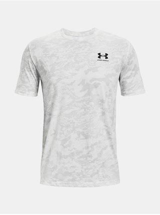 Tričko Under Armour UA ABC CAMO SS - bílá