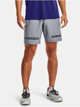 Kraťasy Under Armour UA Woven Graphic WM Short - šedá
