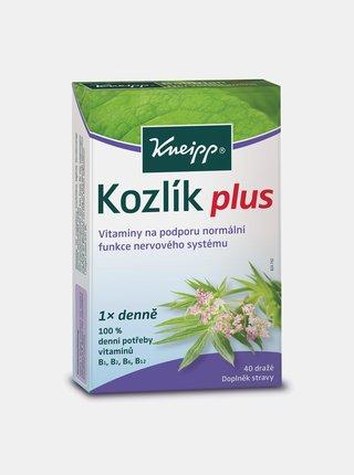 Doplněk stravy Kneipp Kozlík plus 40 dražé