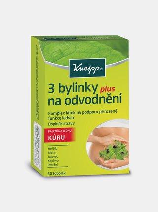 Doplněk stravy Kneipp 3 bylinky na odvodnění 60 kapslí