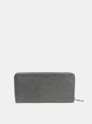 Šedá dámska peňaženka Clayre & Eef