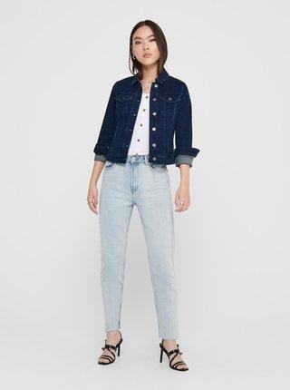 Modrá džínová bunda Jacqueline de Yong