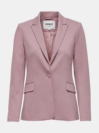 Růžové sako ONLY Pinko