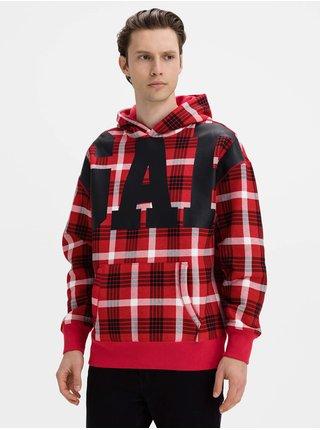 Barevná pánská mikina GAP Logo hoodie