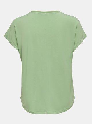 Zelené volné tričko ONLY Free