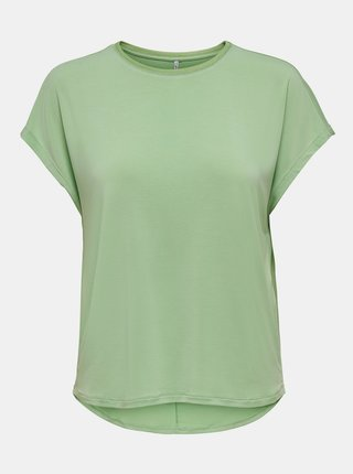 Zelené voľné tričko ONLY Free