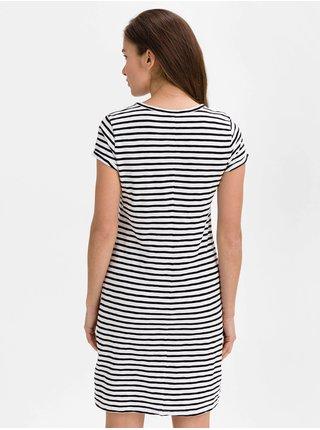 Barevné dámské šaty v-ss pkt tee dress
